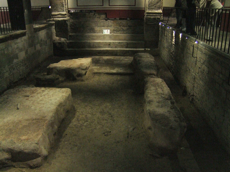 Another Excavated Bath at Bath