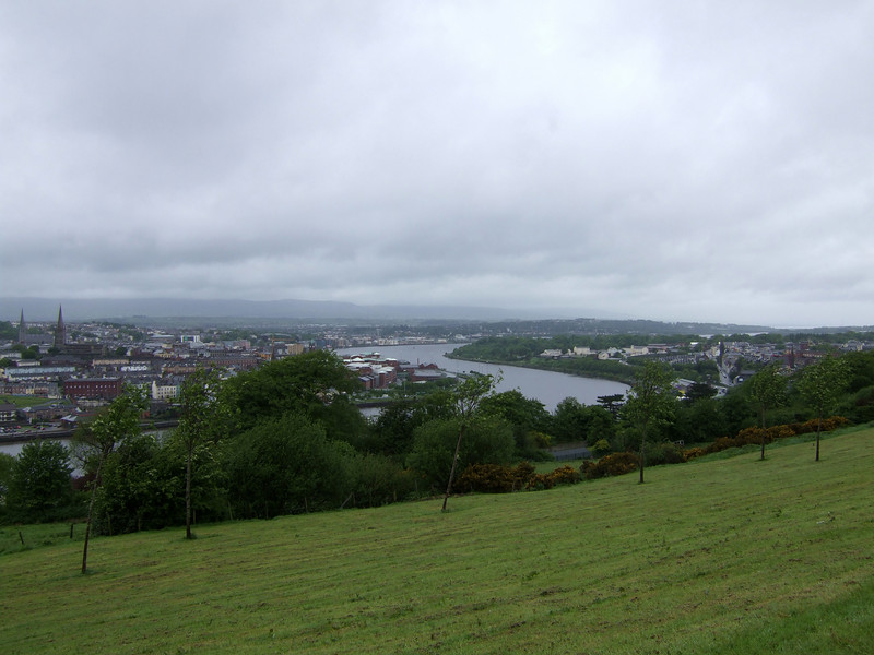 River Running Through Derry
