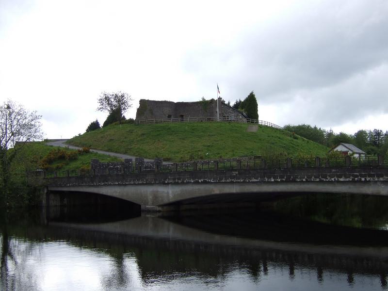 Ruins Approaching Derry
