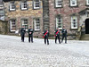 Guards at Edingurgh Castle