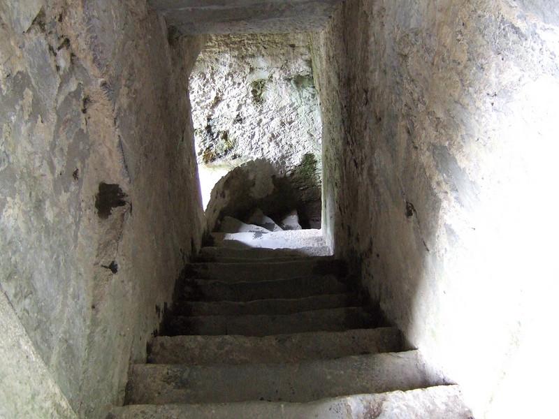 Abbey Stairwells