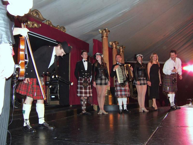 Scottish Dinner Party - Edinburgh