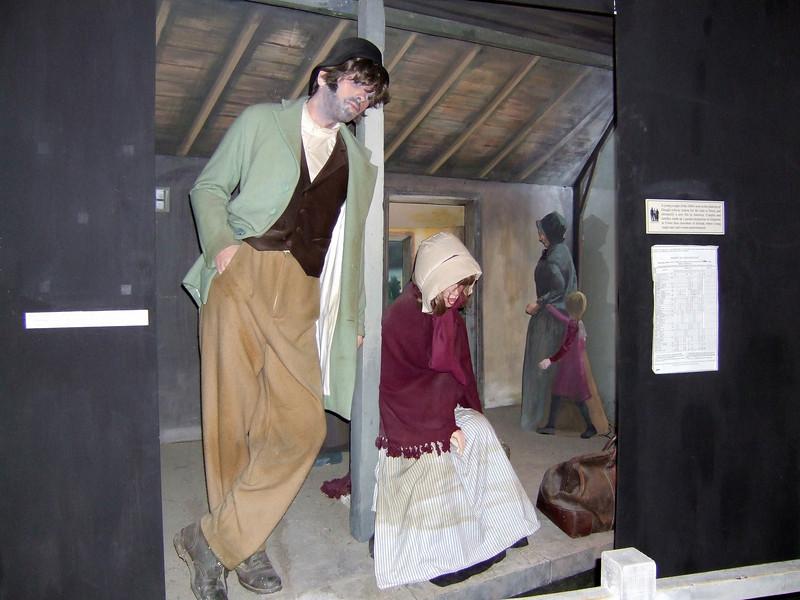 Emigration - Ulster Park Museum