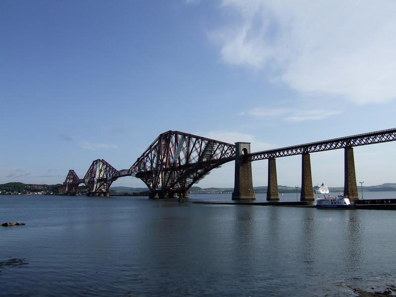 Bridge on the way to Saint Andrews Scotland