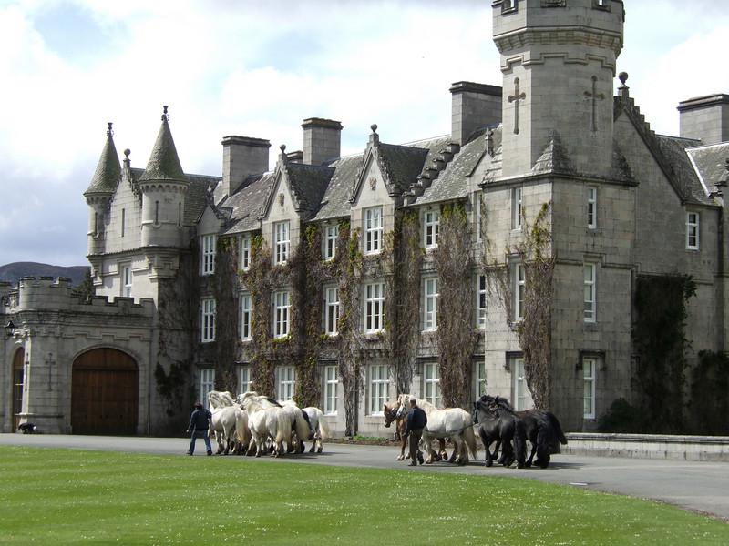 Balmoral Castle - Scotland