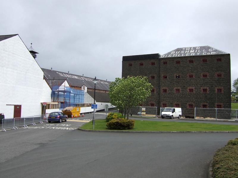 Bushmills Whisket Distillery - Derry