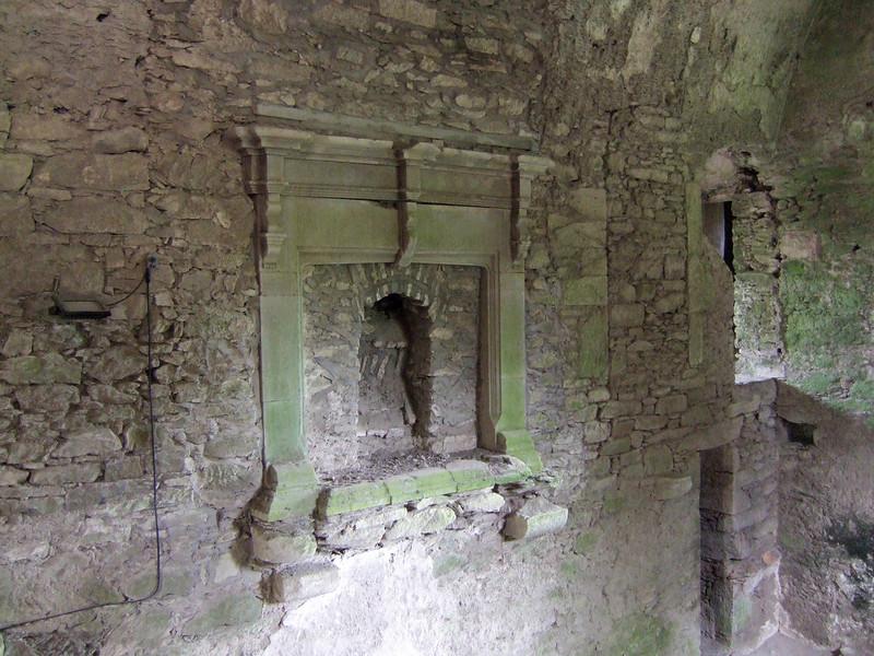 Blarney Castle Upper Floor