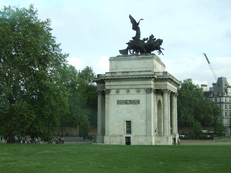 Statue at Bath