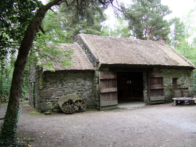 Blacksmith's Cottage - Ulster Park Museum