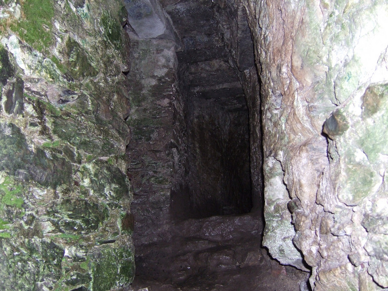 Opening at Blarney Castle