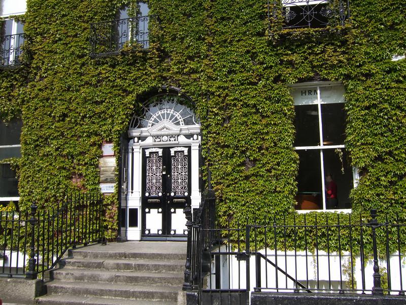 Dublin - Front Doors