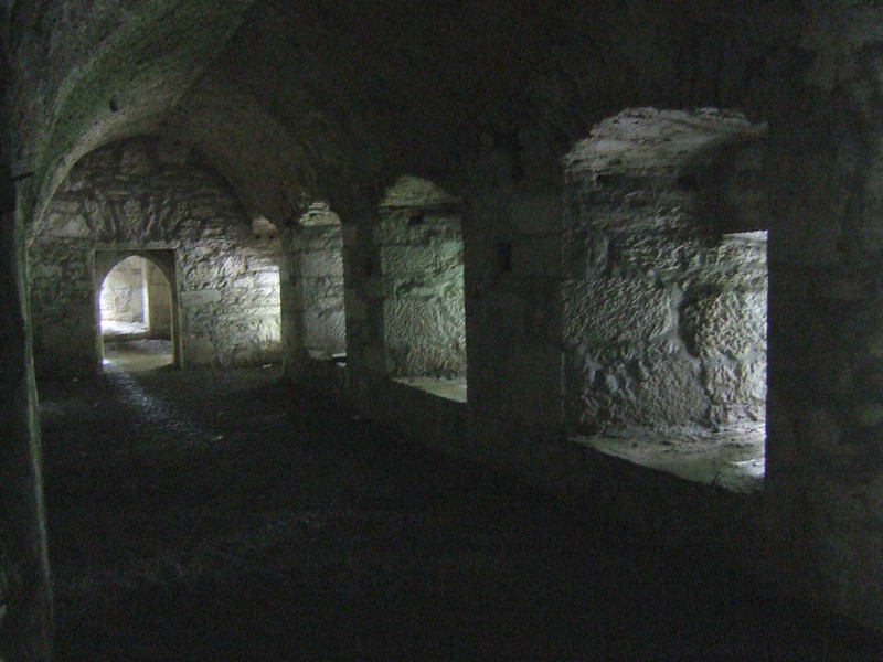 Dark Passages at the Abbey