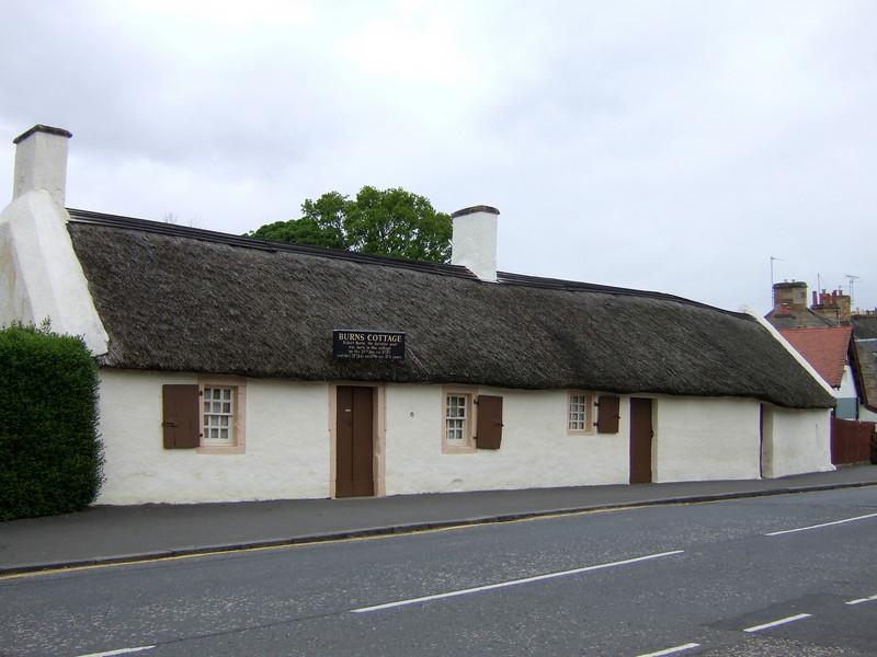 Scotland - Robert Burns Cottage