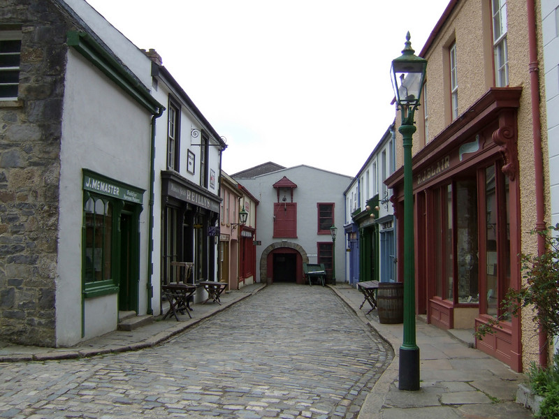 Ulster Park Museum - Irish Side