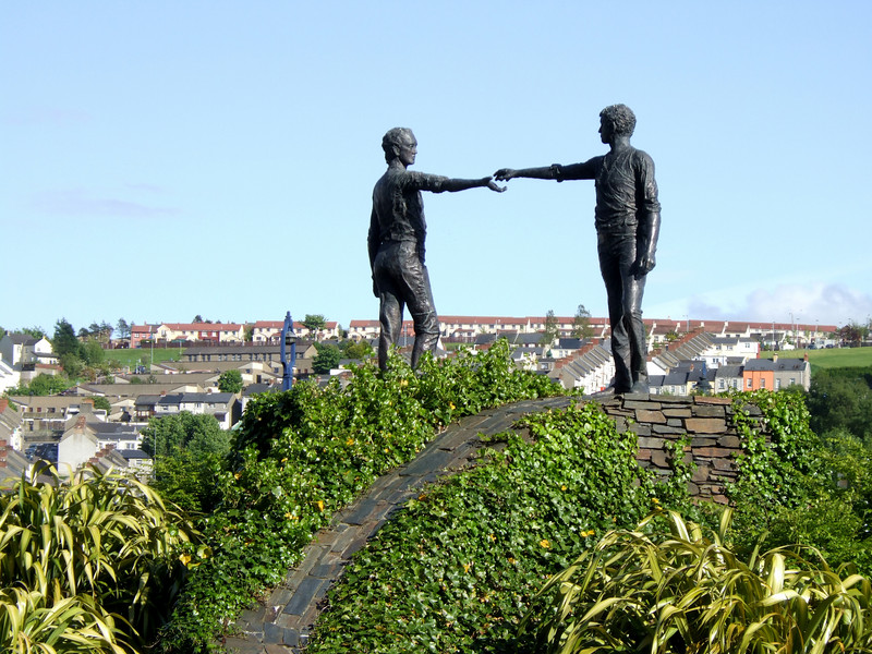 Hope Reaching Out in Derry