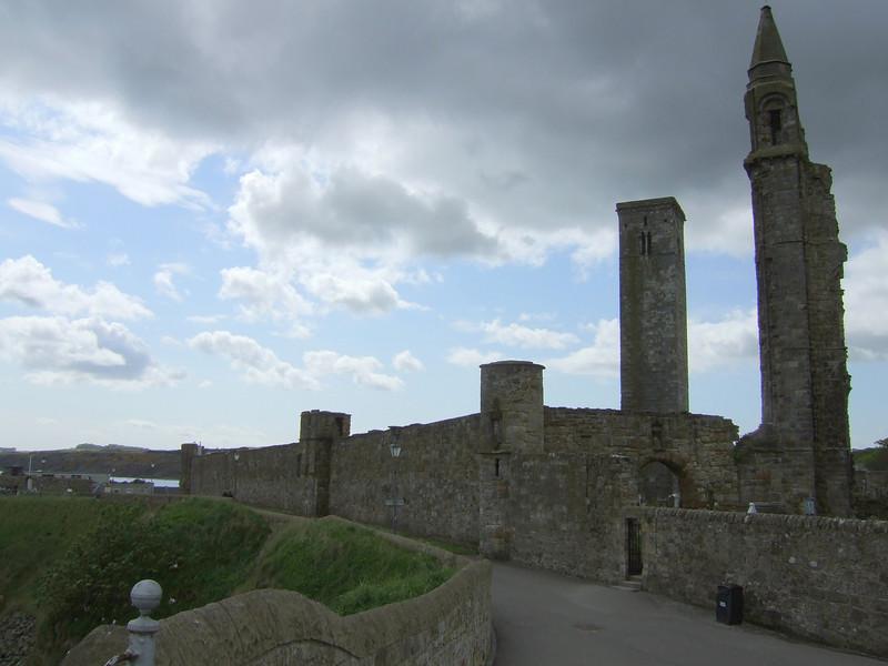 Ruins at Saint Andrews