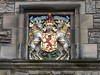 Wall Emblem at Edinburgh Castle