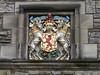 Wall Emblem at Edinburgh Castle