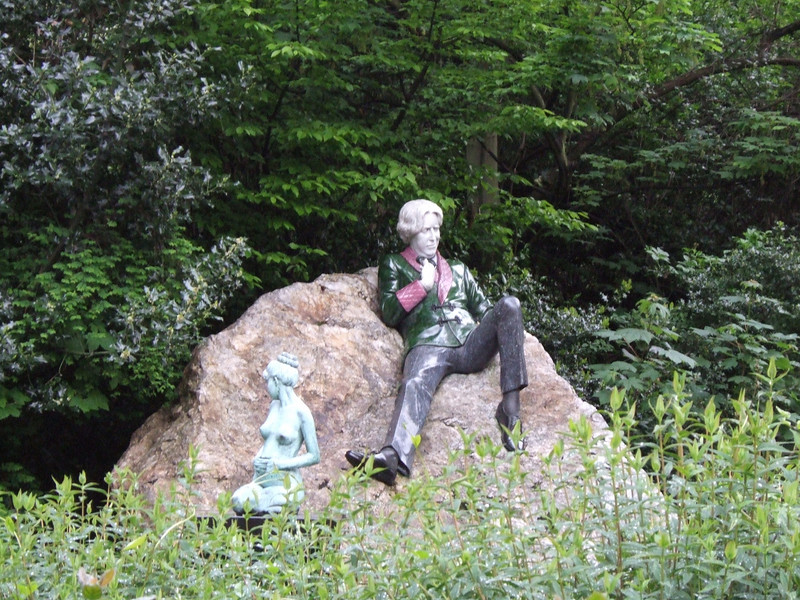 Dublin - Oscar Wilde Statue