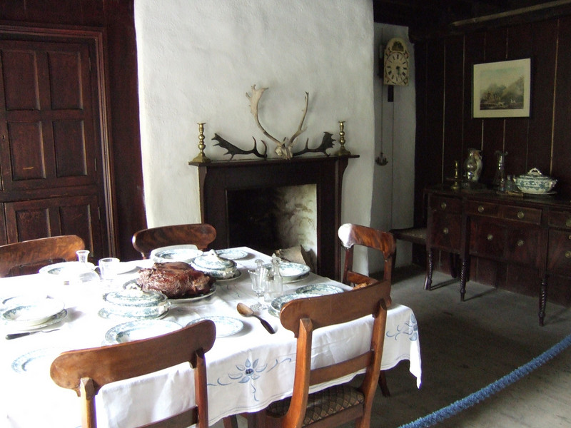 Irish Dining Room - Ulster Park Museum