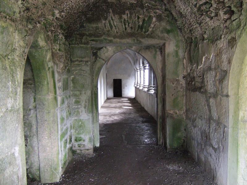 Inside the Abbey
