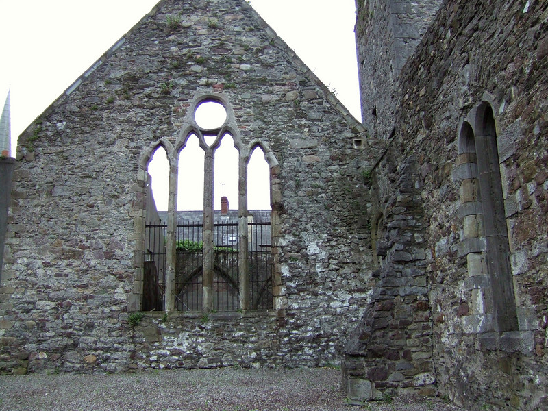 Church Ruins in Waterford