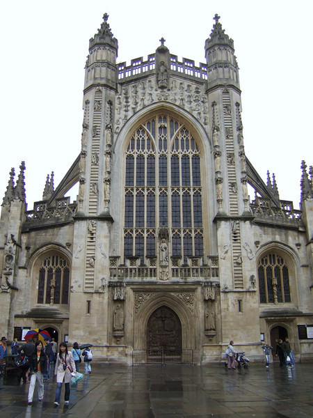 Cathedral in Bath