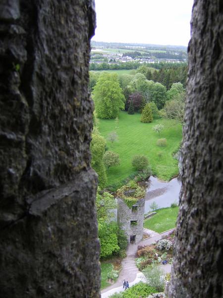 Tower Outside Blarney Castle