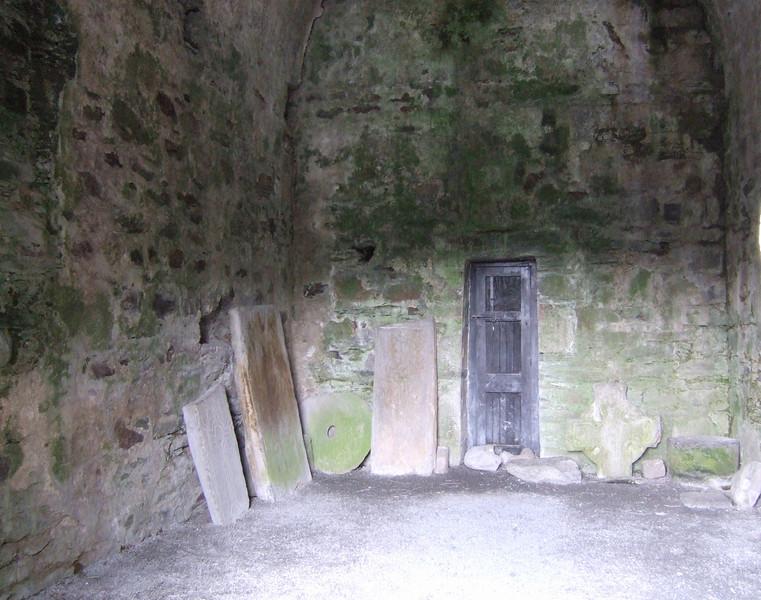 Monastery Ruins at Saint Kevin's