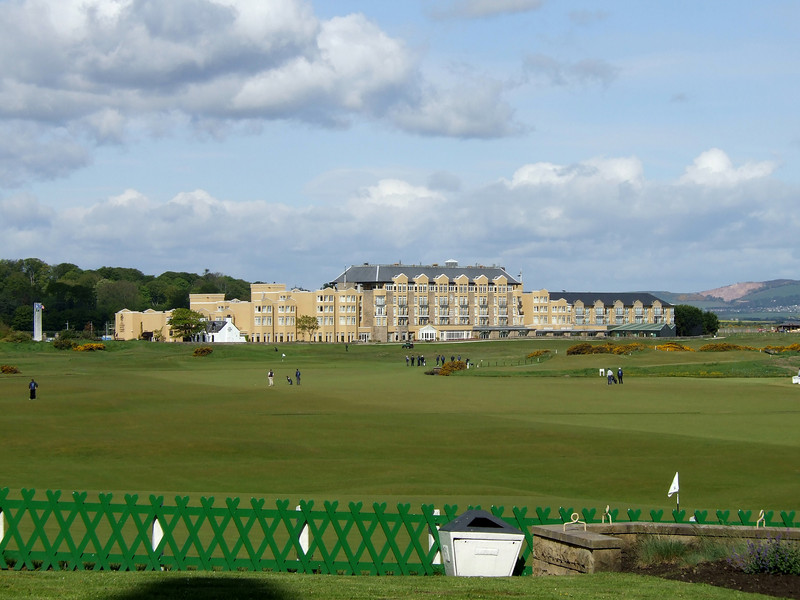 Saint Andrews Old Golf Course