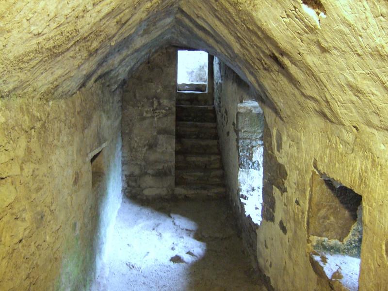 Blarney Castle Passage