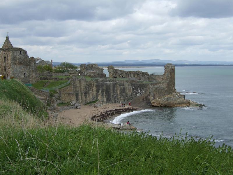 Saint Andrew's Ruins