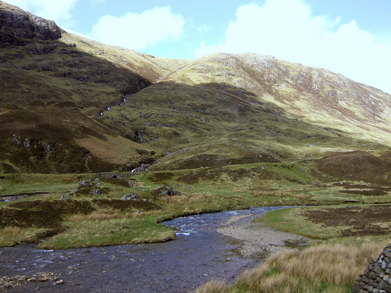 Stream in the Highlands