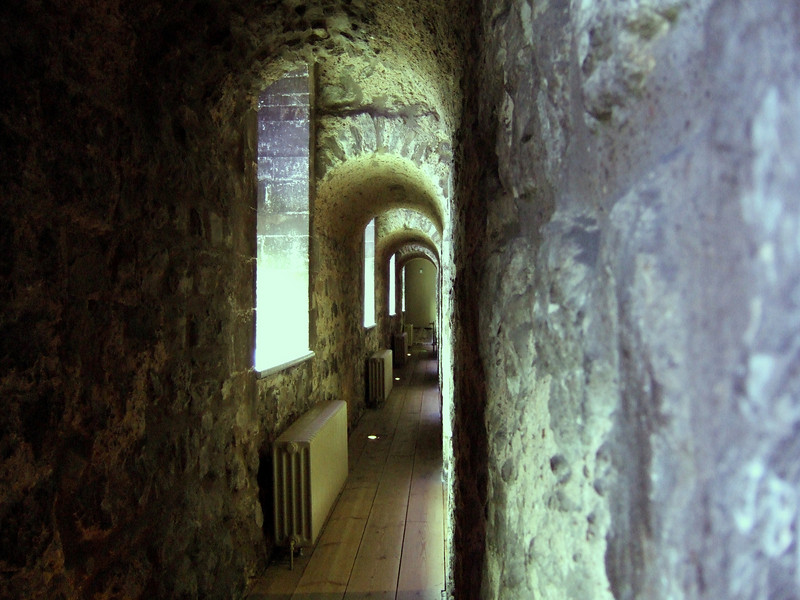 Interior Areas - Tower of London