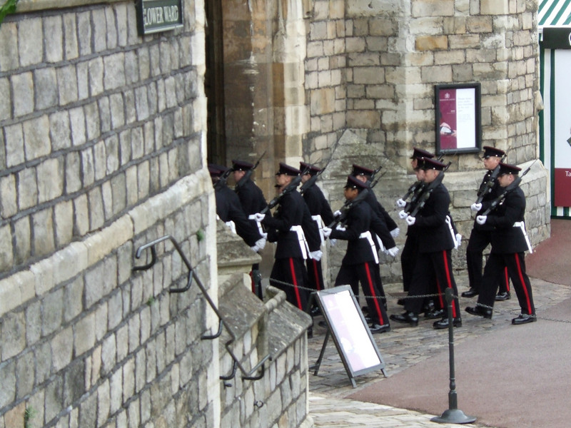 Guard Changing at Windsor