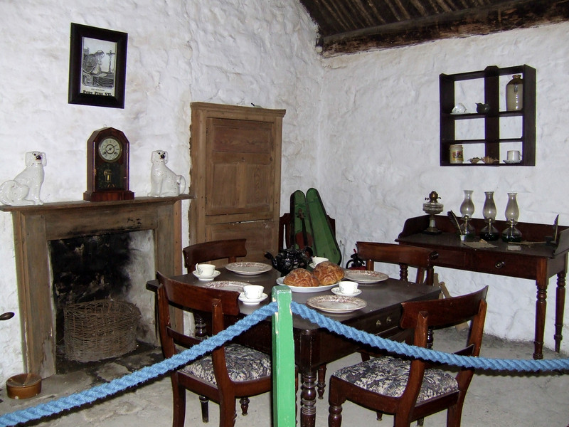 Inside a Farmhouse - Ulster Park Museum