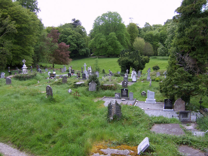 Abbey Graveyard