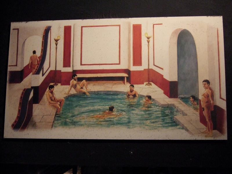 Portraits at Bath