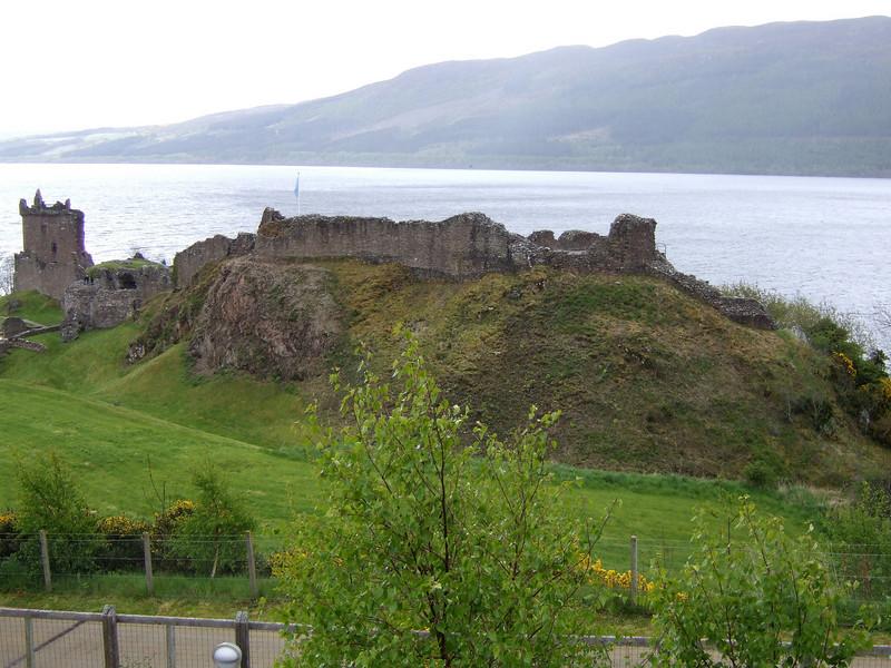 Loch Lomond Ruins