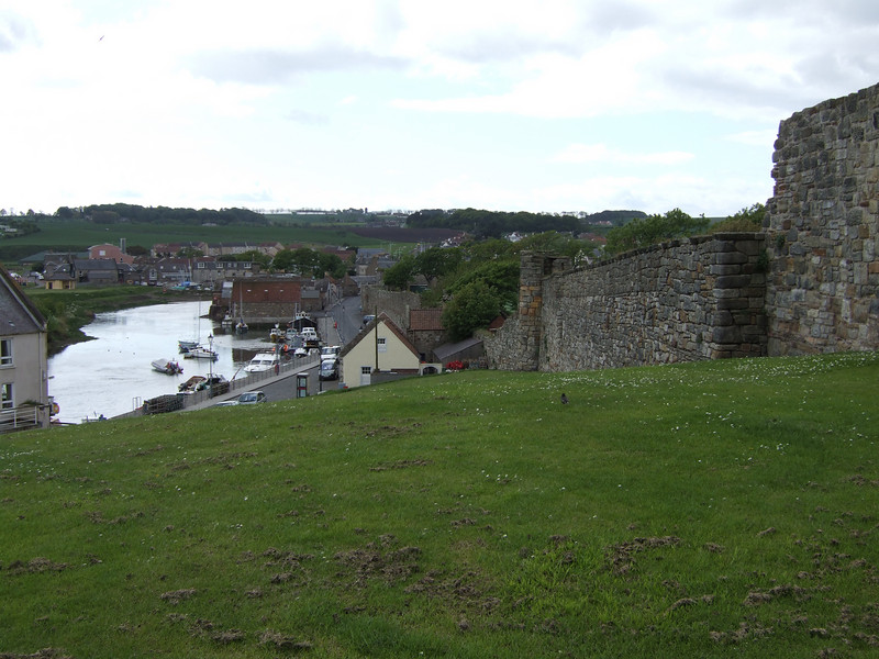 View into the Waterway at Saint Andrews