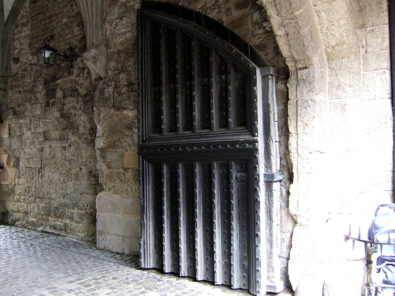 Entry Doors to Tower of London