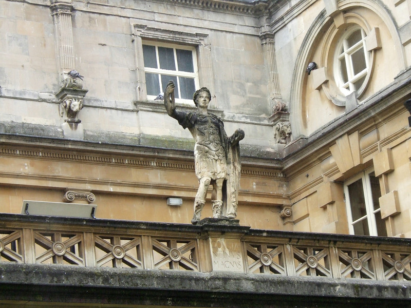 Architectural Details at Bath
