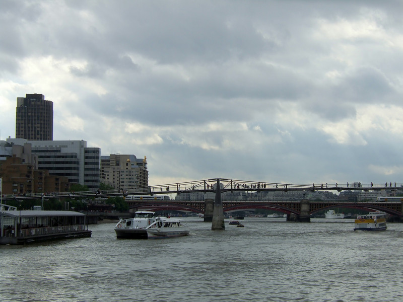On the Thames River