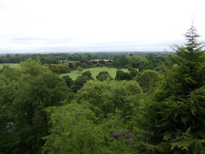 View from Windsor Castle