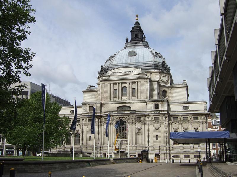 Methodist Central Hall - London