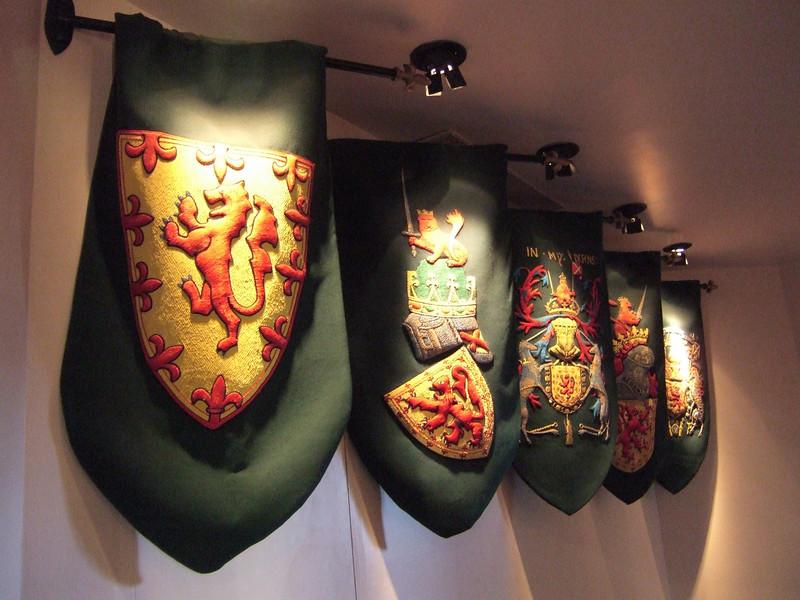 Edinburgh Castle Banners
