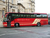 Big Red Tour Bus