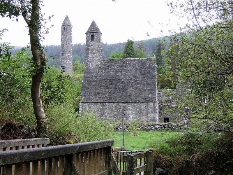 Saint Kevin's Monastery