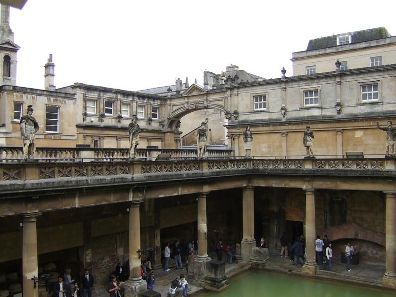 Architecture of Bath