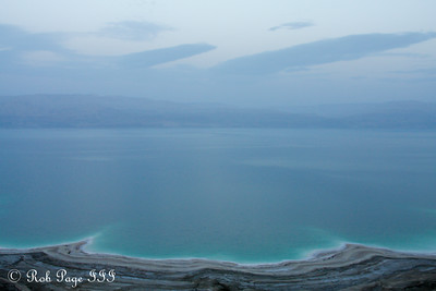 The Dead Sea - Dead Sea, Israel ... March 8, 2014 ... Photo by Rob Page III